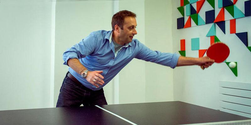 diferencia precio mesas ping pong