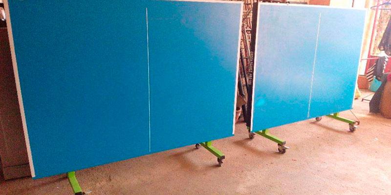 mesa ping pong usada