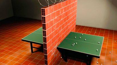 garantizar las mesas de ping pong usadas