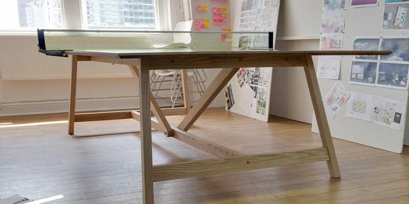 Que Materiales Necesitas Para Hacer Una Mesa De Ping Pong Mesas De