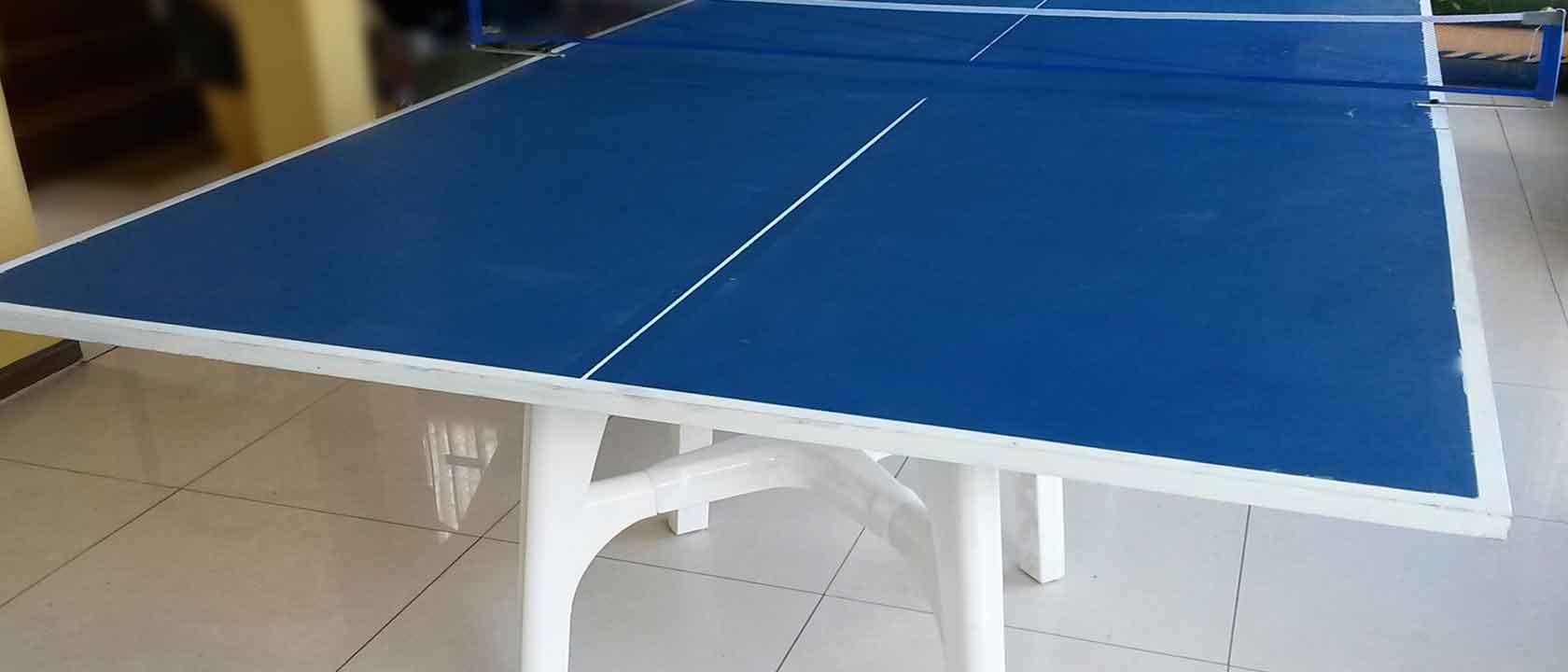 Mesa De Ping Pong Casera Barata Y Rapida Mesas De Ping Pong