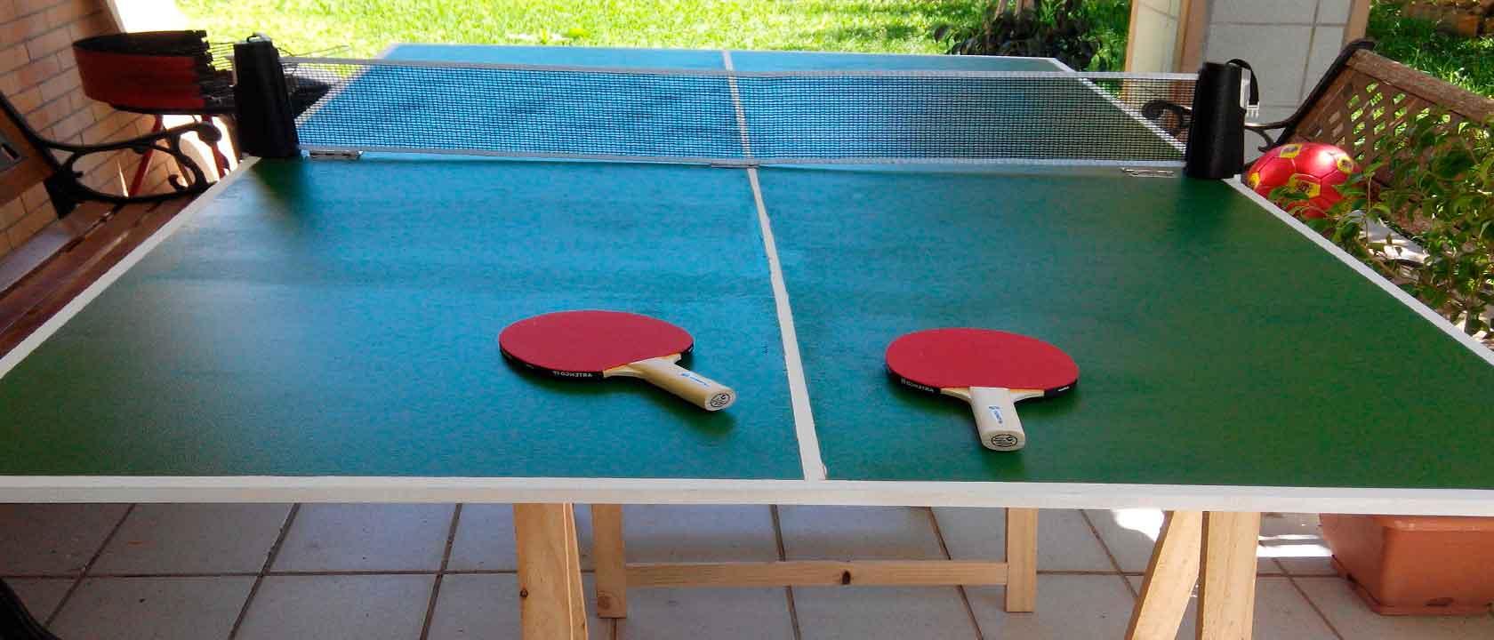 Necesitas Pong Ping Qué Mesas Una Para De Materiales Hacer Mesa OPTZwkXiu